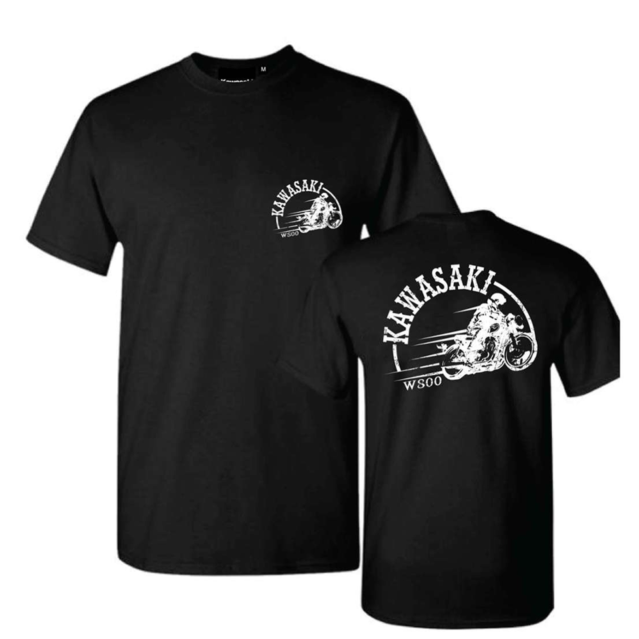 T-Shirt W800 Collection Black