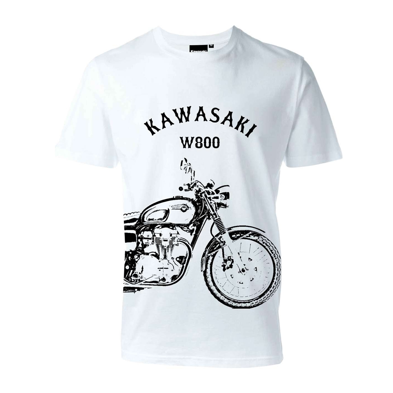 T-Shirt W800 Collection White