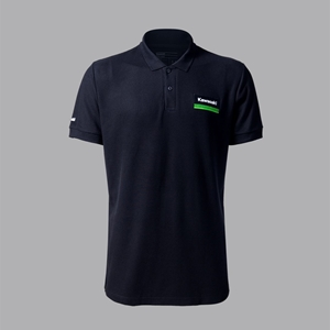 POLO SHIRT KAWASAKI BLACK