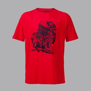T-SHIRT 250R ENGINE